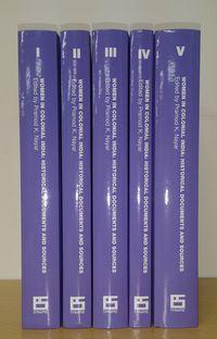 英領インドと女性:18~20世紀初頭の一次史資料集成 (全5巻) (エディション・シナプス)