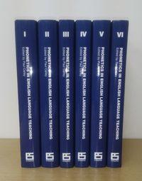 英語教育(ELT)と英語音声学 英文復刻全6巻  Phonetics in English Language Teaching (エディション・シナプス)